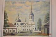 Церковь Леонтия Ростовского - Великий Двор - Сокольский район - Вологодская область