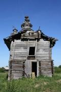 Часовня Троицы Живоначальной - Тинготома - Вожегодский район - Вологодская область