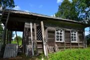 Часовня Происхождения Честных древ Креста Господня - Фефилово - Сокольский район - Вологодская область