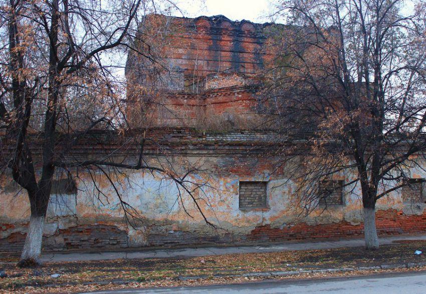 Самарская область, Сызрань, город, Сызрань. Церковь Николая Чудотворца, фотография. фасады