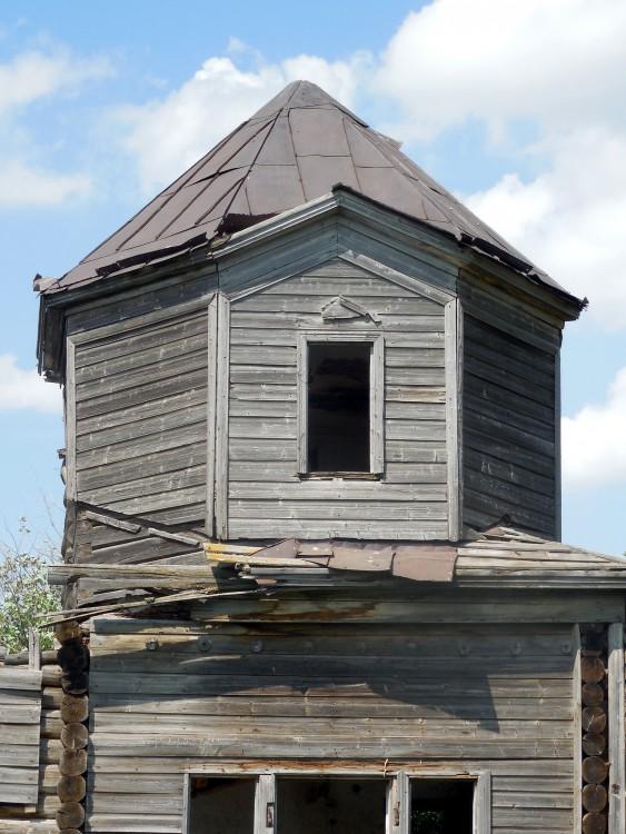 Церковь Спаса Нерукотворного Образа, Ачи