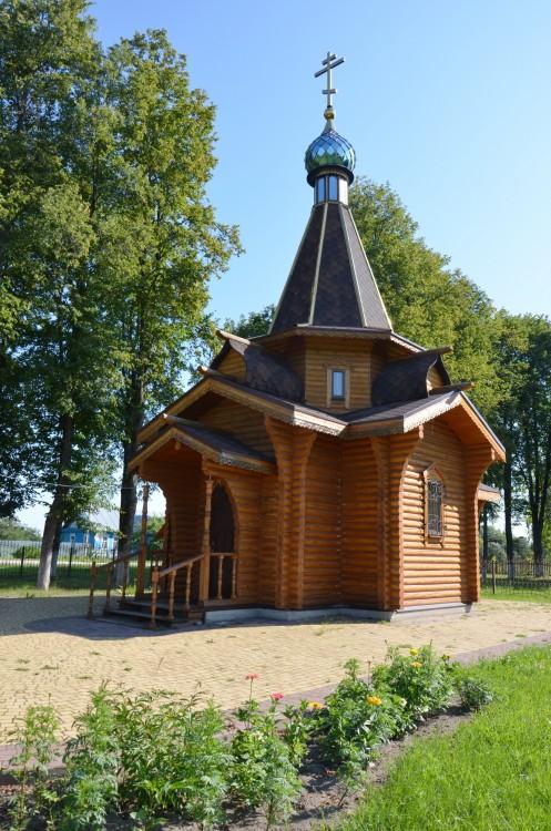 Церковь Сергия Радонежского, Улемец