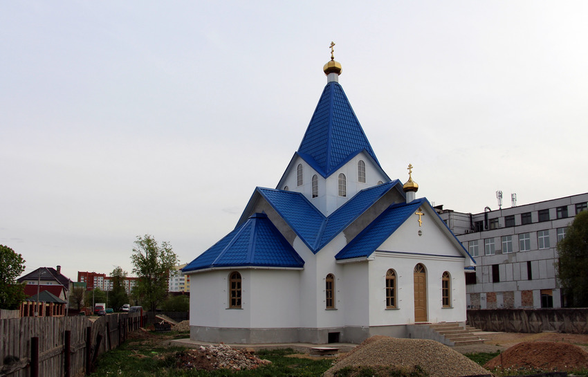 Церковь Николая Чудотворца, Витебск