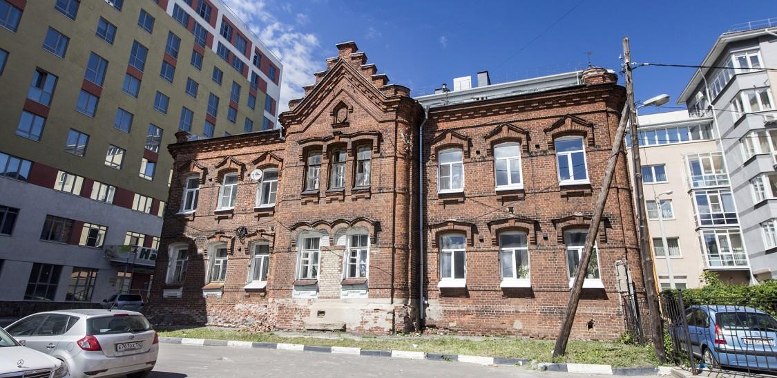 Неизвестная домовая церковь при Арестном доме уездной земской управы, Нижний Новгород