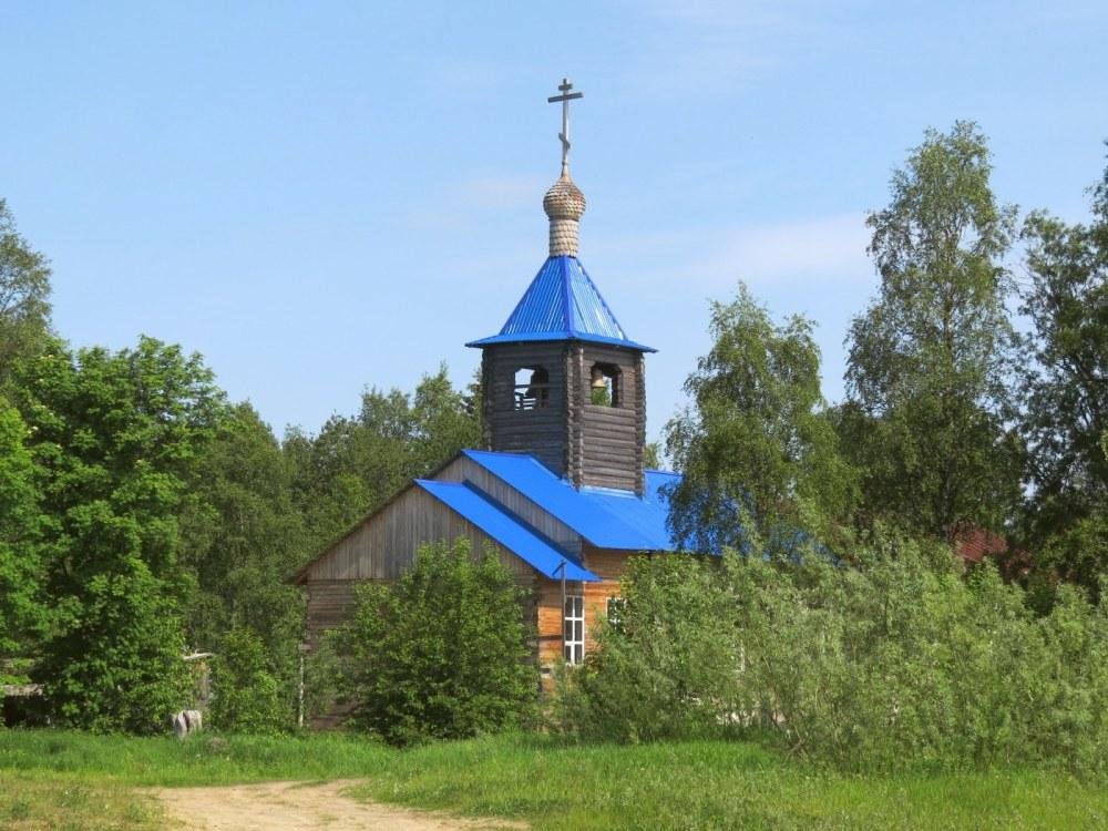 Кафедральный собор Богоявления Господня, Мезень