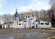 Церковь Всех Святых на Туруновском кладбище - Йошкар-Ола - Йошкар-Ола, город - Республика Марий Эл