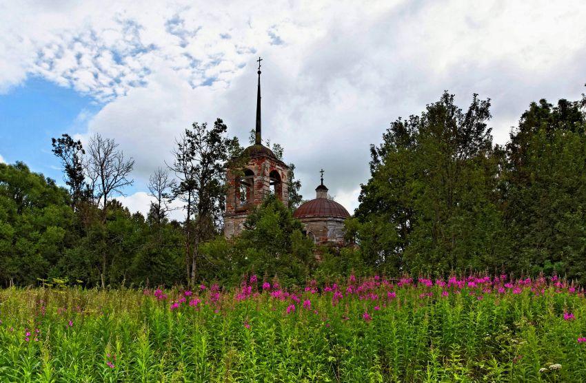 Церковь Николая Чудотворца, Турово