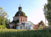 Церковь Троицы Живоначальной - Верхосунье - Фалёнский район - Кировская область