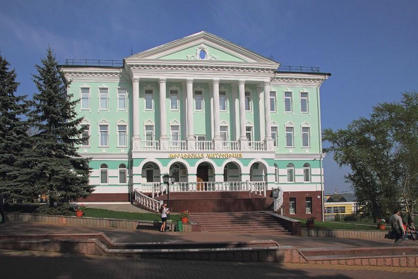 Церковь Спаса Нерукотворного Образа, Саранск