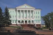 Церковь Спаса Нерукотворного Образа - Саранск - Саранск, город - Республика Мордовия