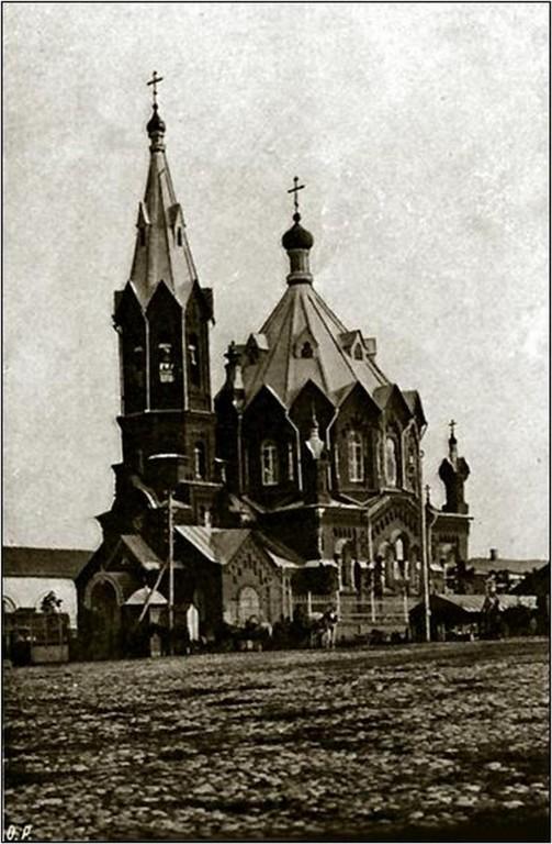 Церковь Александра Невского, Серпухов