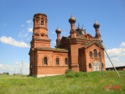 Церковь Троицы Живоначальной - Саламатовское - Варгашинский район - Курганская область