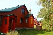 Никольский Адриано-Андрусовский монастырь - Ильинский - Олонецкий район - Республика Карелия