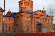 Церковь Введения во храм Пресвятой Богородицы - Введенское - Кетовский район - Курганская область