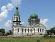 Константиновка. Монастырь Константина и Елены. Церковь Константина и Елены