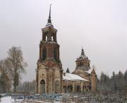 Покров-Пема. Воскресения Христова, церковь
