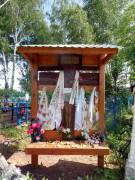 Часовня-столб - Гороховое Поле - Тюлячинский район - Республика Татарстан