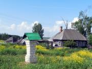 Часовенный столб - Гороховое Поле - Тюлячинский район - Республика Татарстан