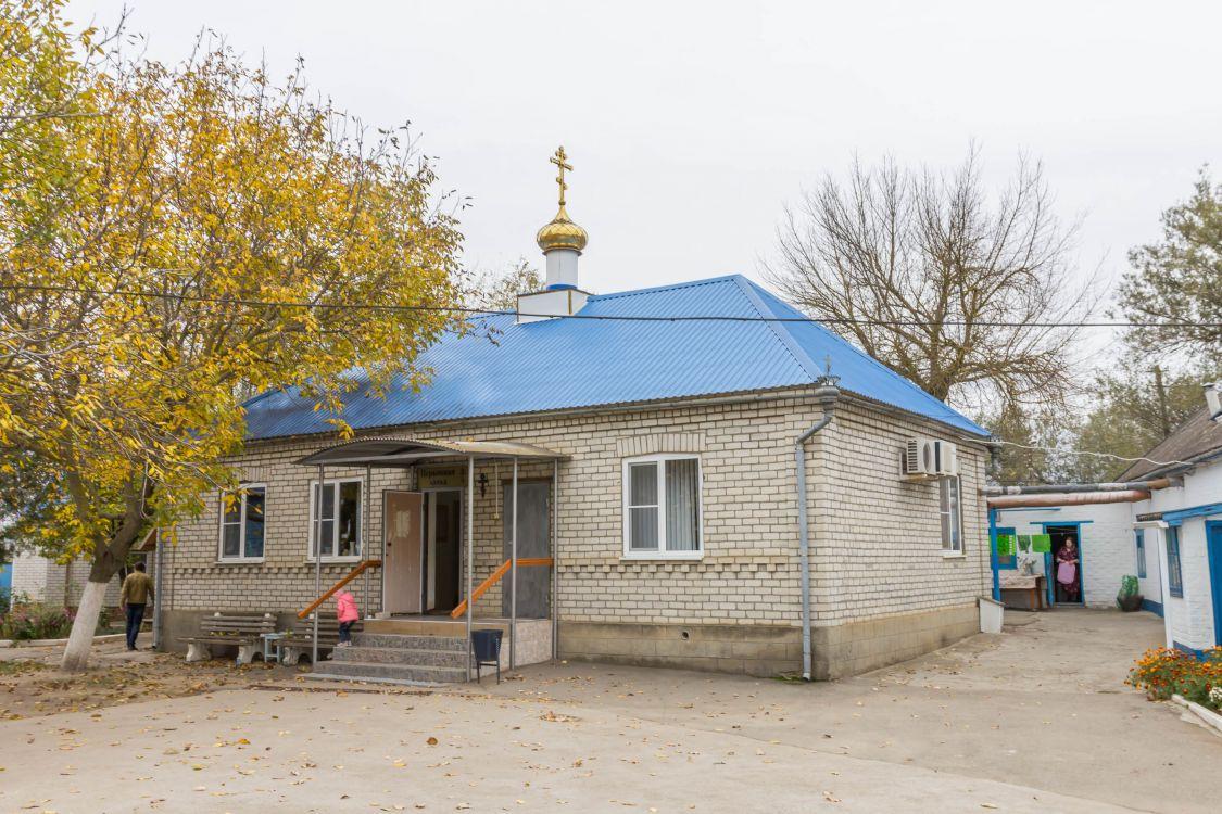 Ставропольский край, Будённовский район, Будённовск. Церковь Михаила Тверского, фотография. фасады
