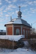 Церковь Покрова Пресвятой Богородицы - Юргамыш - Юргамышский район - Курганская область