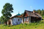 Иструть. Воскресенский мужской монастырь. Церковь Сергия Радонежского
