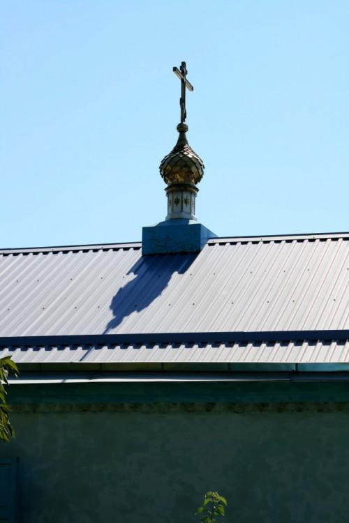 Краснодарский край, Кореновский район, Кореновск. Церковь Успения Пресвятой Богородицы, фотография. фасады