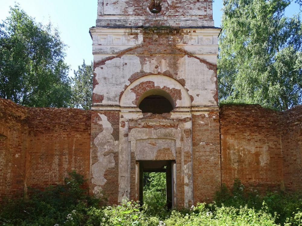Церковь Митрофана Воронежского, Дубровка, урочище