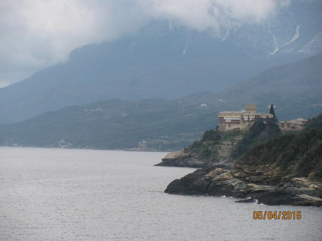 Монастырь Ставроникита, Афон (Ἀθως)