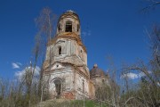 Церковь Николая Чудотворца - Николо-Высокое, урочище - Грязовецкий район - Вологодская область