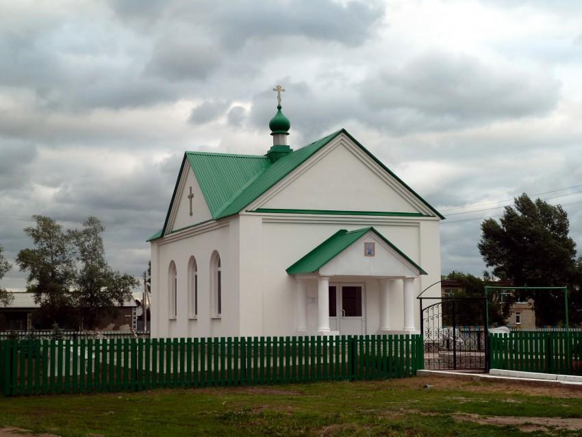 Церковь Богоявления Господня, Заволжье