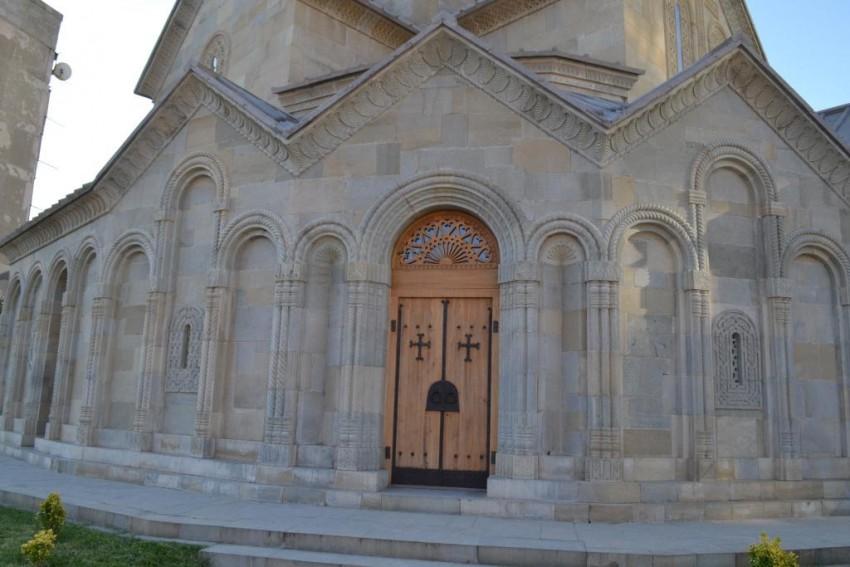 Церковь Успения Пресвятой Богородицы, Рустави