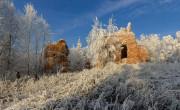 Даниилов Шужгорский Спасо-Преображенский монастырь - Пугорка, урочище - Белозерский район - Вологодская область