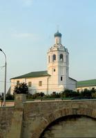 Иоанно-Предтеченский монастырь. Колокольня - Казань - Казань, город - Республика Татарстан