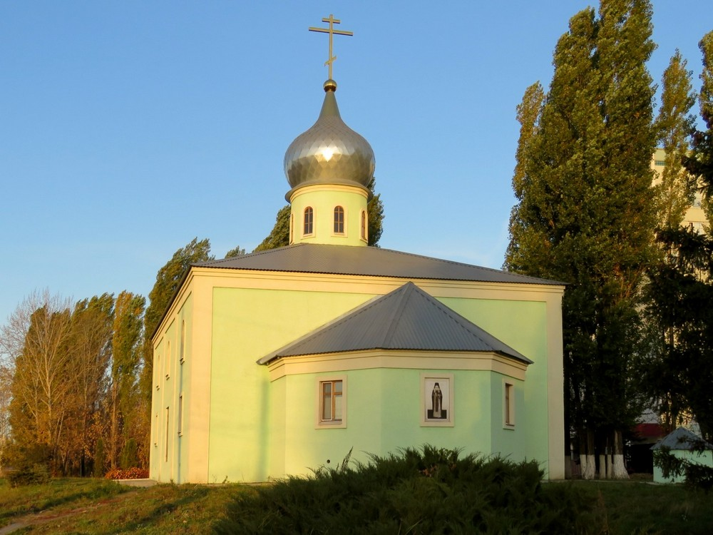 Церковь Пимена Угрешского, Пенза