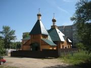 Церковь Серафима Саровского в Шуисте - Пенза - Пенза, город - Пензенская область