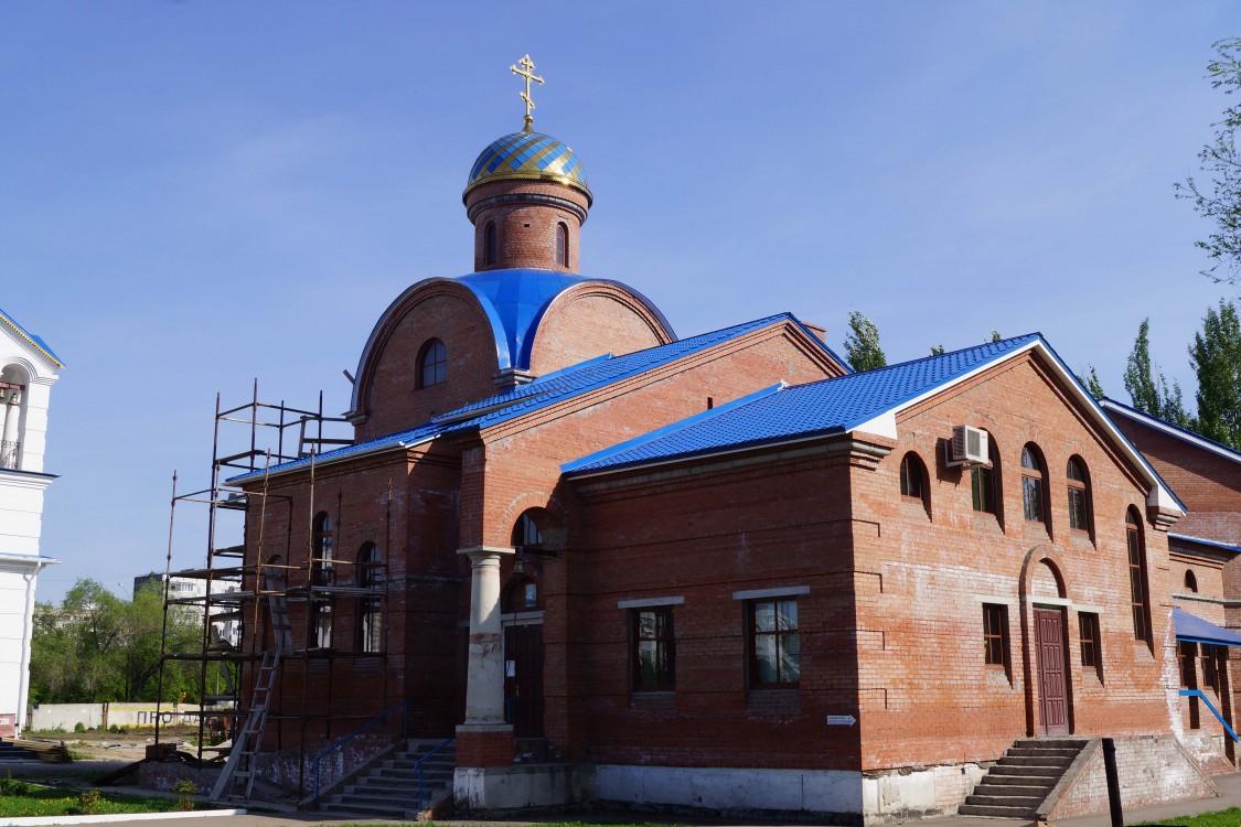 Самарская область, Тольятти, город, Тольятти. Церковь Богоявления Господня, фотография. документальные фотографии
