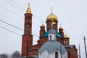 Ленинск-Кузнецкий. Иверской иконы Божией Матери, церковь