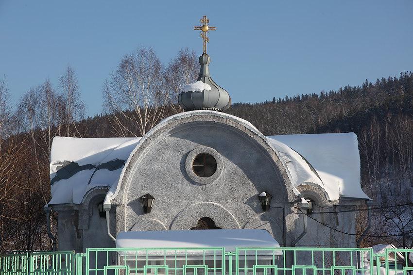 Церковь Троицы Живоначальной, Златоуст
