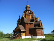 Церковь Рождества Христова - Рожство - Вичугский район - Ивановская область
