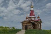 Свободные Ключи. Николая Чудотворца, церковь