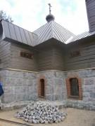 Церковь Троицы Живоначальной - Огоньки - Выборгский район - Ленинградская область