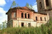 Церковь Богоявления Господня - Лема - Зуевский район - Кировская область