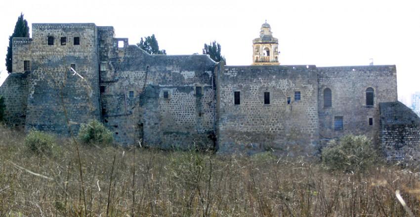 Прочие страны, Израиль, Иерусалим - Новый город. Монастырь Святого Креста, фотография. общий вид в ландшафте, Общий вид с севера