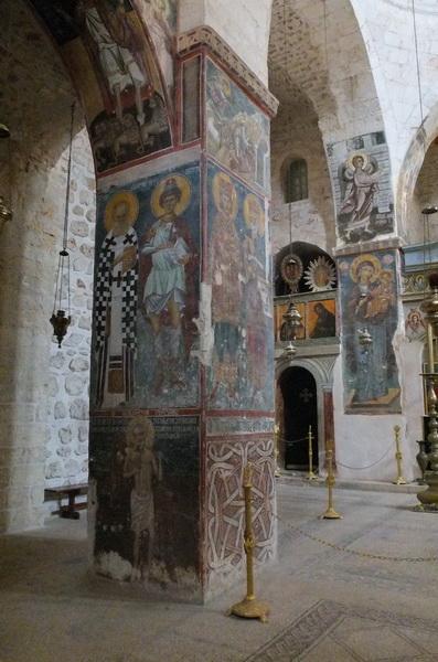 Прочие страны, Израиль, Иерусалим - Новый город. Монастырь Святого Креста, фотография. интерьер и убранство