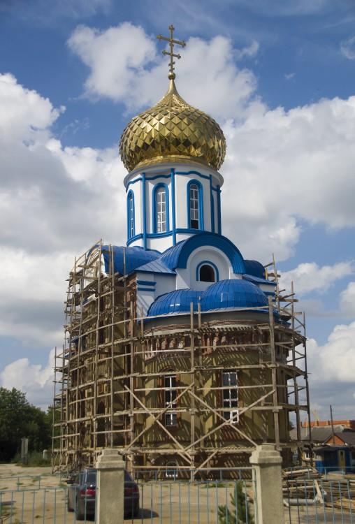 Тульская область, Тула, город, Тула. Церковь Казанской иконы Божией Матери, фотография. документальные фотографии