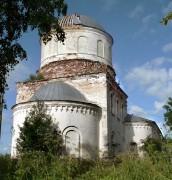 Церковь Троицы Живоначальной - Лукино - Сандовский район - Тверская область