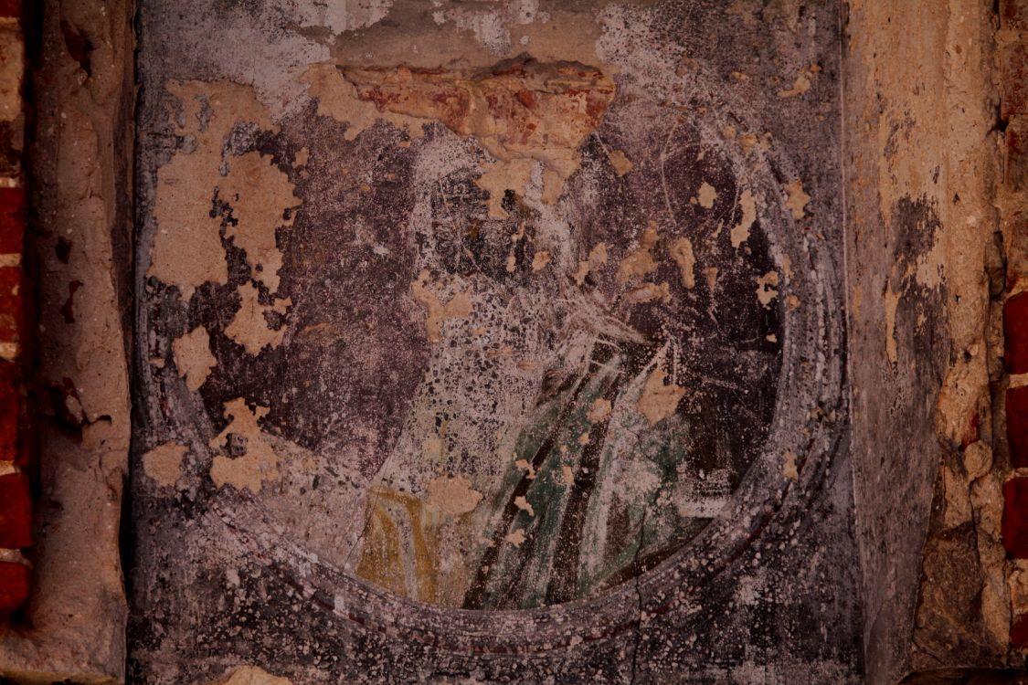Костромская область, Галичский район, Игнатово, урочище. Церковь Рождества Пресвятой Богородицы, фотография.