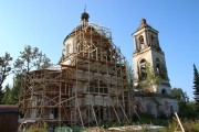 Морозовское. Тихвинской иконы Божией Матери, церковь