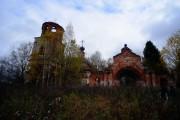 Церковь Вознесения Господня - Тушебино, урочище - Галичский район - Костромская область