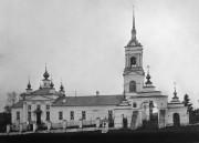 Церковь Николая Чудотворца - Нагатино - Галичский район - Костромская область